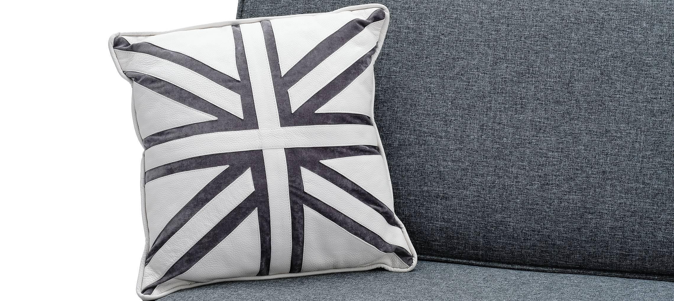 Подушка Британия белая