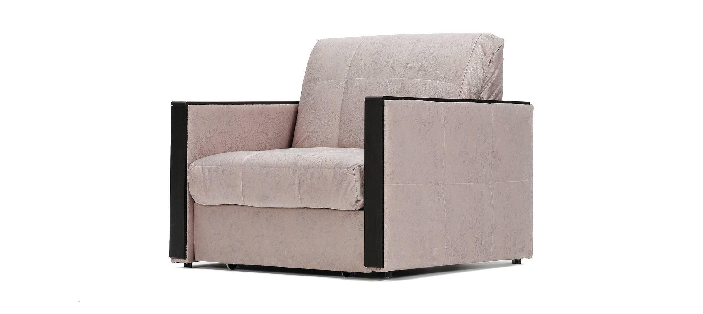 ЛИОН Кресло-кровать Alba сильвер